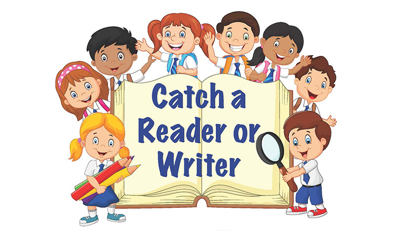 Catch a reader or writer image
