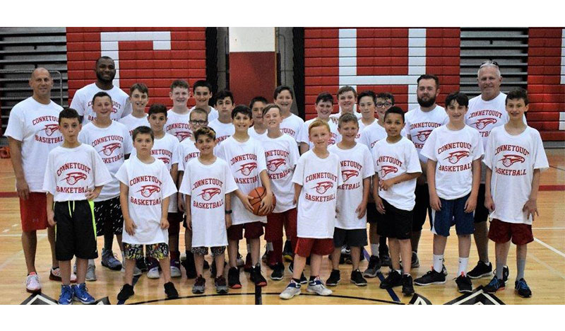 Basketball Camp Photo