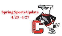 Weekly Sports Update - April 23-27, 2018