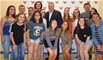 A Visit from Congressman Peter King photo
