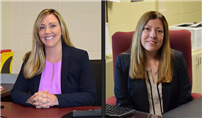 District Welcomes Two New Principals Photo