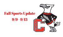 Weekly Sports Update – September 9-13, 2019  thumbnail133747