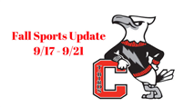 Weekly Sports Update - September 17-21, 2018 photo