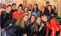 Connetquot Athletes Promote Positivity at Cherokee photo  thumbnail142915