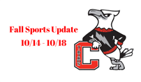 Weekly Sports Update - October 14-18, 2019  thumbnail136432