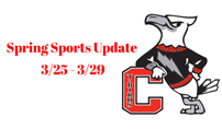 Weekly Sports Update - March 25-29, 2019