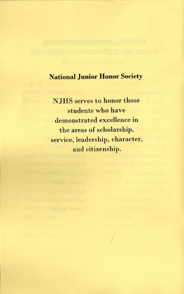 Njhs character trait essay examples